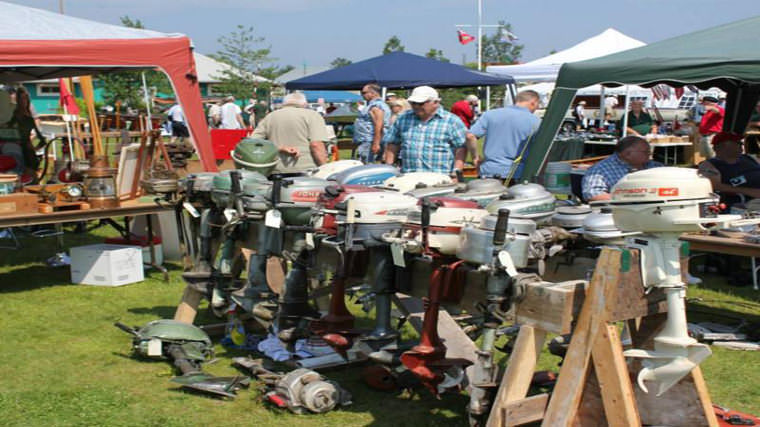 40th Annual Vintage Boat Show