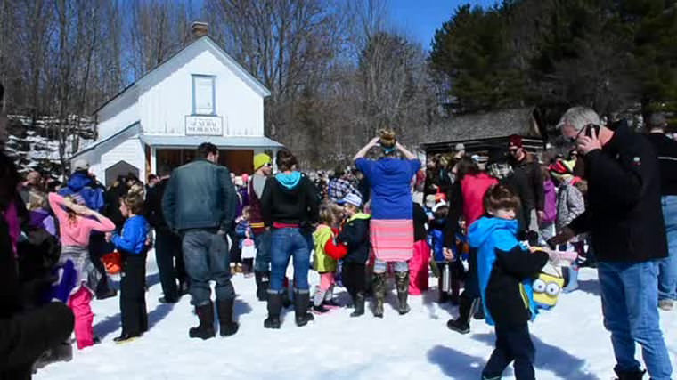 Easter Egg Hunt Muskoka Heritage Place