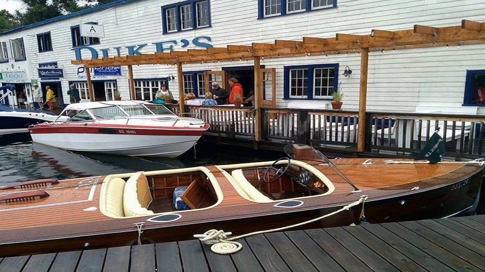 Muskoka Lakes Association Antique Boat Show