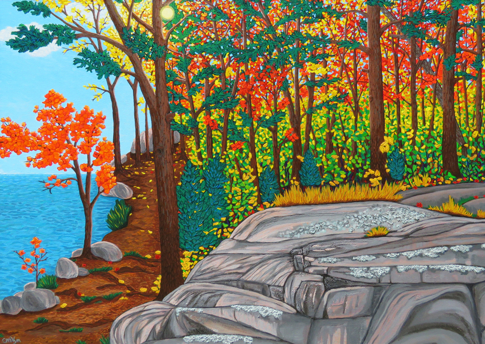Artist of the Month: Michelle Vyn