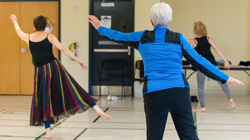 55+ Adult Healthy & Active Living - EXPO