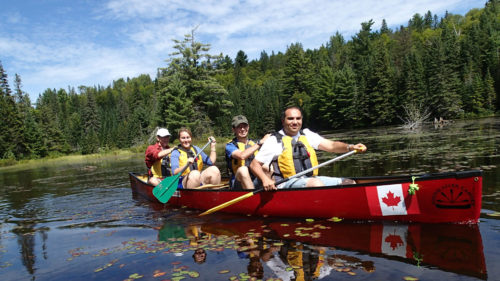 Take a Guided Tour of World-Famous Algonquin Park