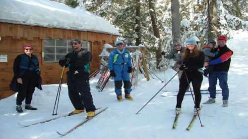 The Frost Centre Cross -Country Ski Trails
