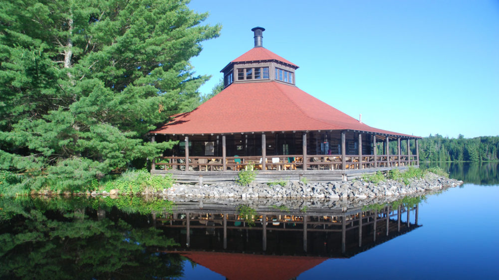Arowhon Pines Resort in Algonquin Park