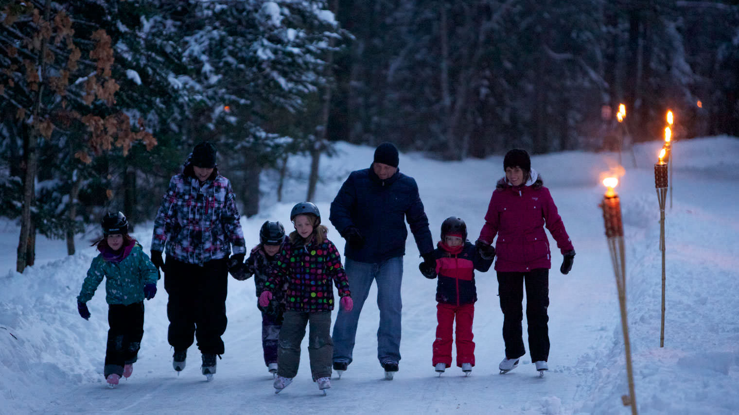 6 Things to do this Winter in Muskoka