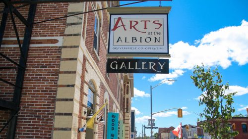 Arts at the Albion