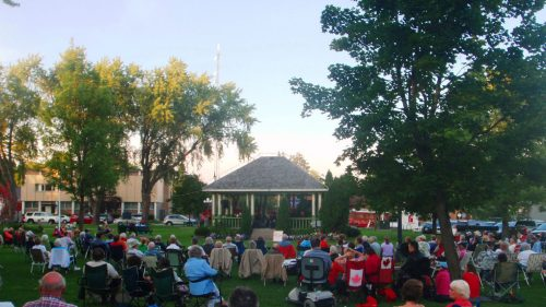Bandshell Concert Series-Mike Phillips