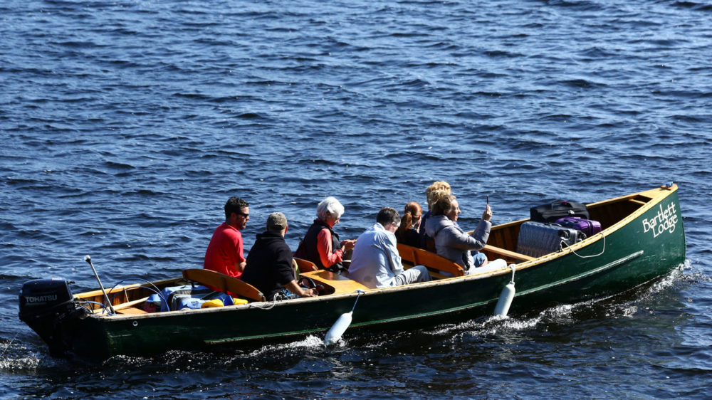 Take a Boat Ride to an Unforgettable Dinner in Algonquin Park