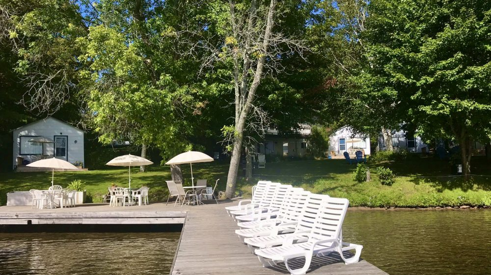 Beachside Cottages on Lake Muskoka