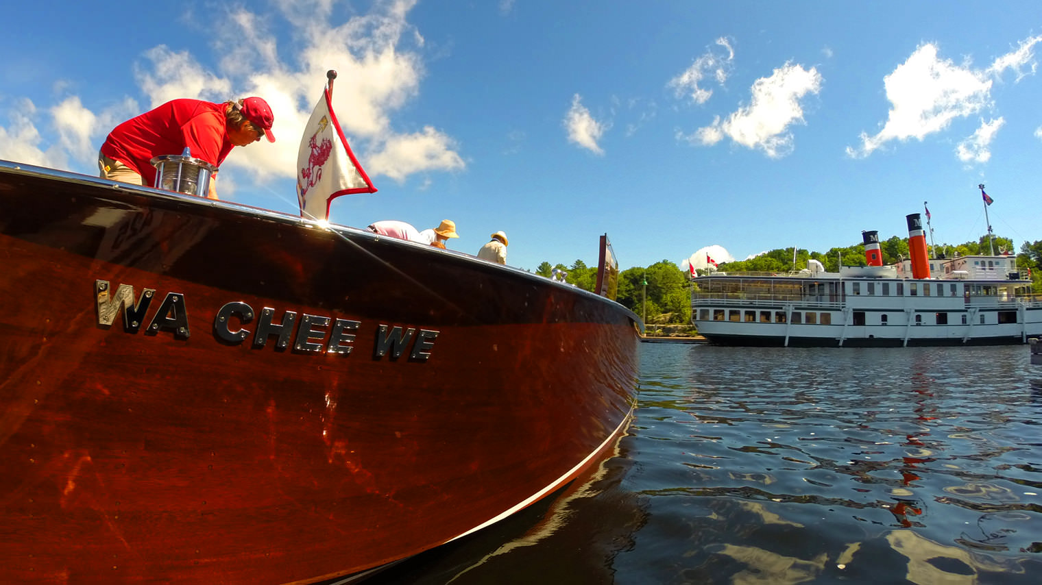 Muskoka Steamships - Best Places to Visit in Canada