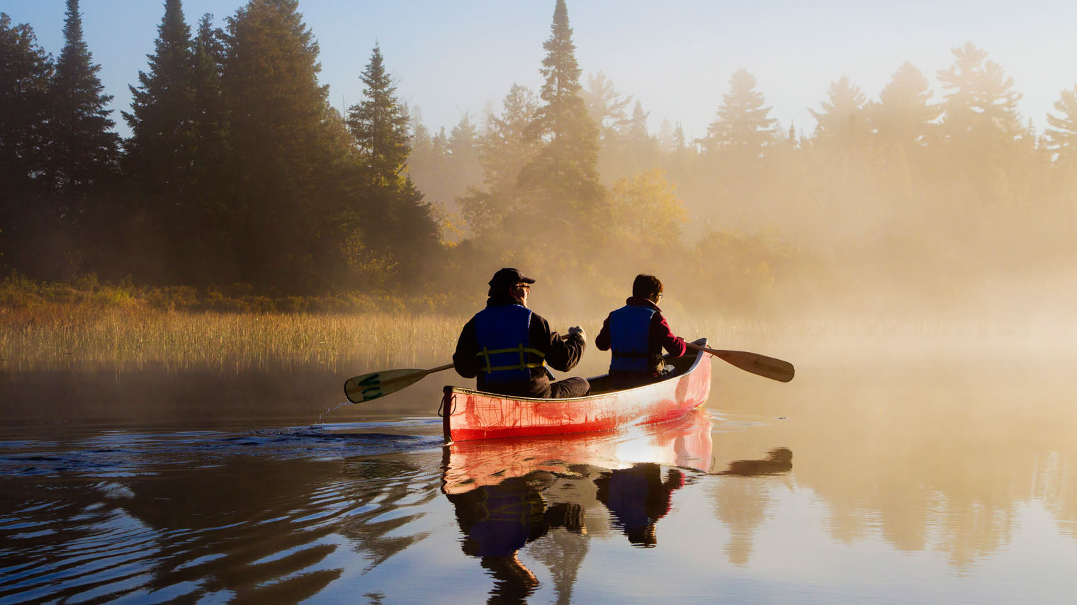 Algonquin Park - Best Places to Visit in Canada