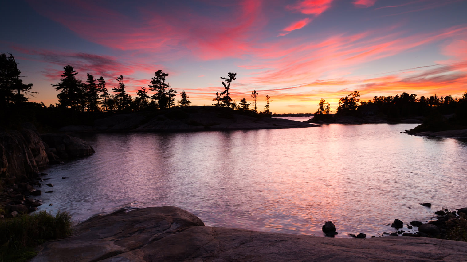 Muskoka one of the Best Places to Visit in Canada