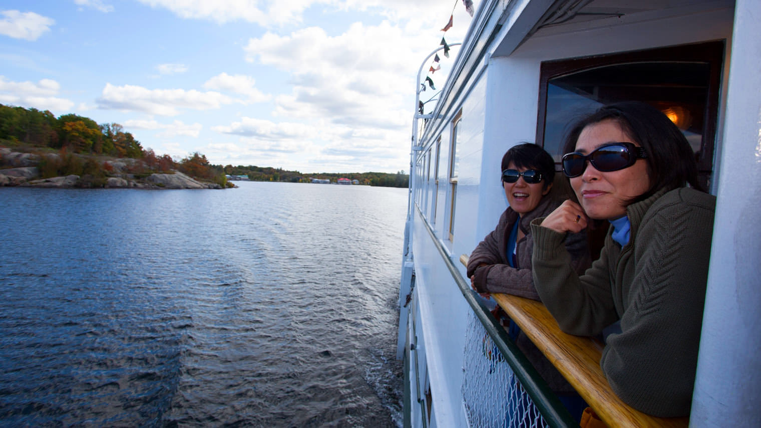 Muskoka Boat Cruise - Best Places to Visit in Canada