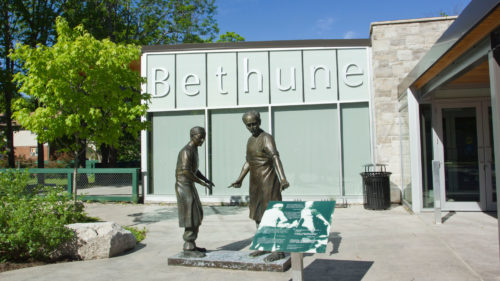 Bethune Memorial House National Historic Site