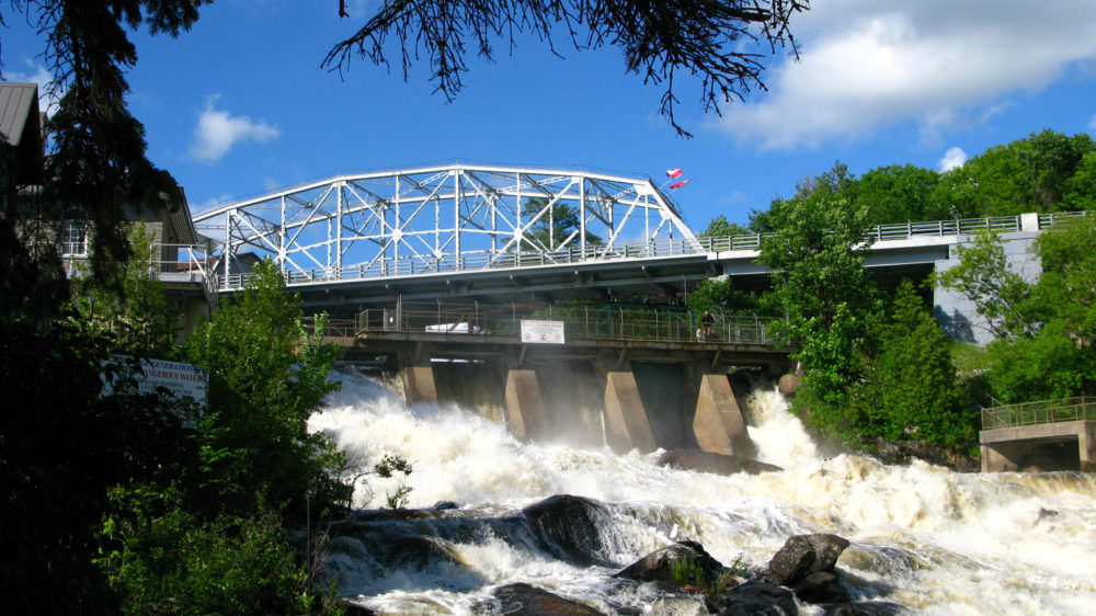 Bracebridge Falls - Things to do in Bracebridge