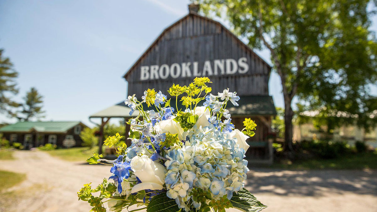 Your Dream Wedding Awaits on this Heritage farm in Muskoka