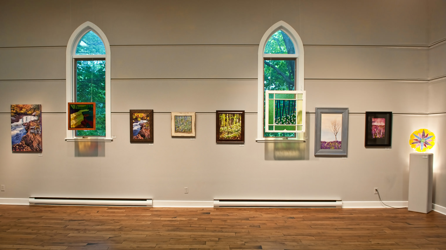 Visit the Chapel Gallery in Bracebridge