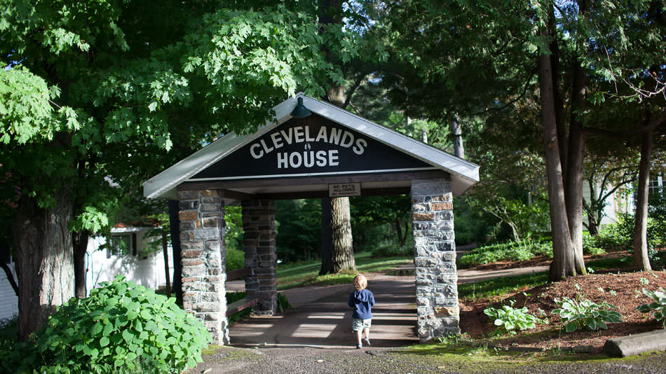 Clevelands House