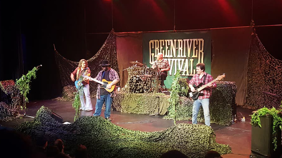 Green River: Creedence Clearwater Revival Tribute