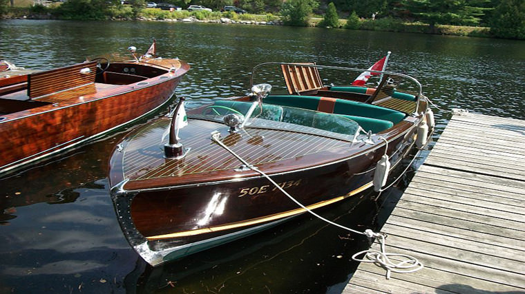 Lake of Bays Antique and Classic Boat and Car Show