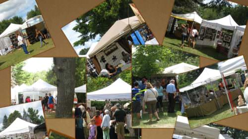 Baysville Arts and Crafts Festival