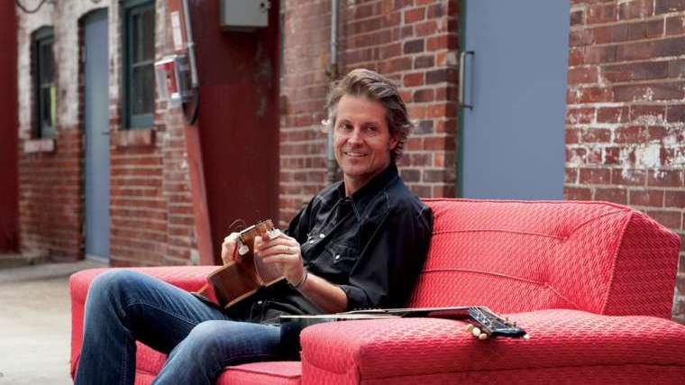 The Jim Cuddy Band at Peter's Players