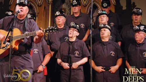 Men of the Deeps: Christmas in the Mine