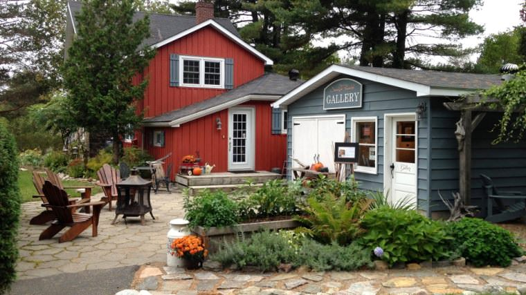 Muskoka Autumn Studio Tour