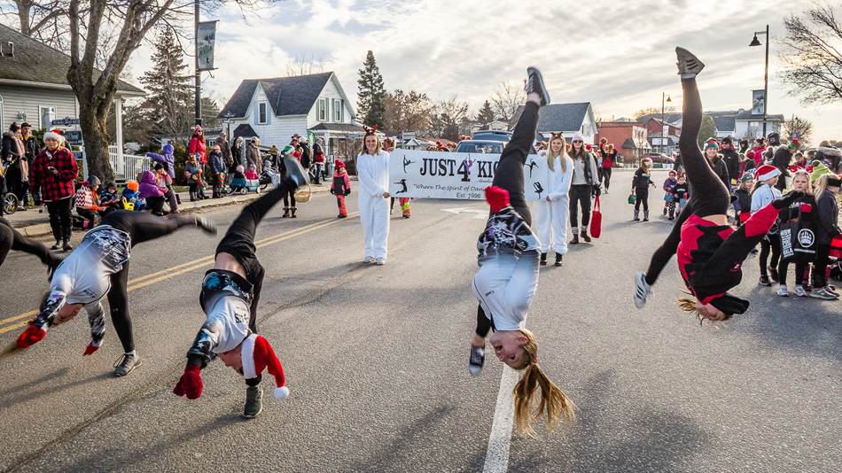 Gravenhurst Santa Claus Virtual Parade