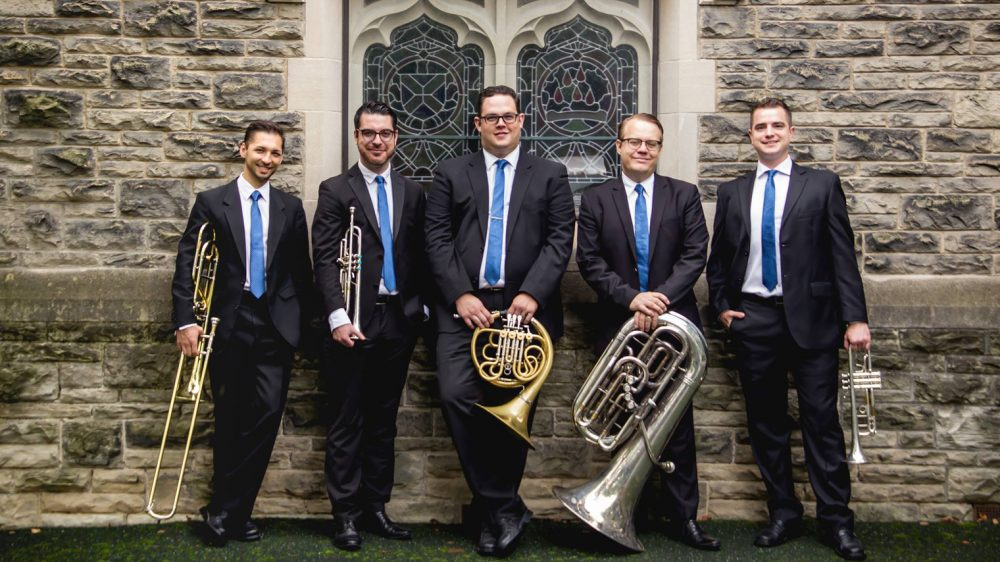 The Hogtown Brass
