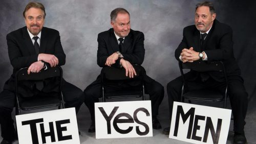 New Year's Eve starring The Yes Men