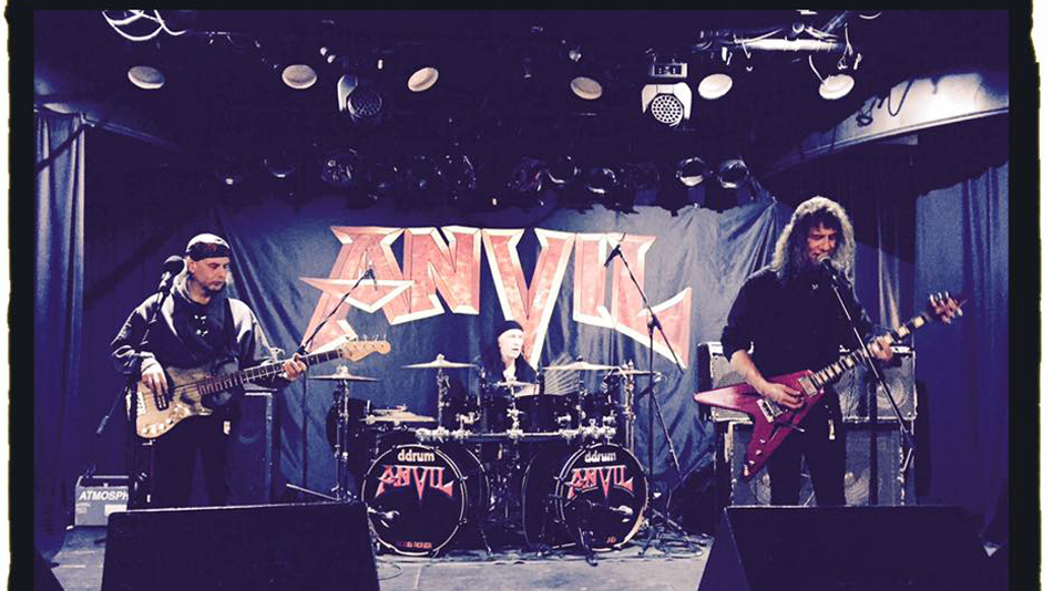 Anvil with Special Guests Gord