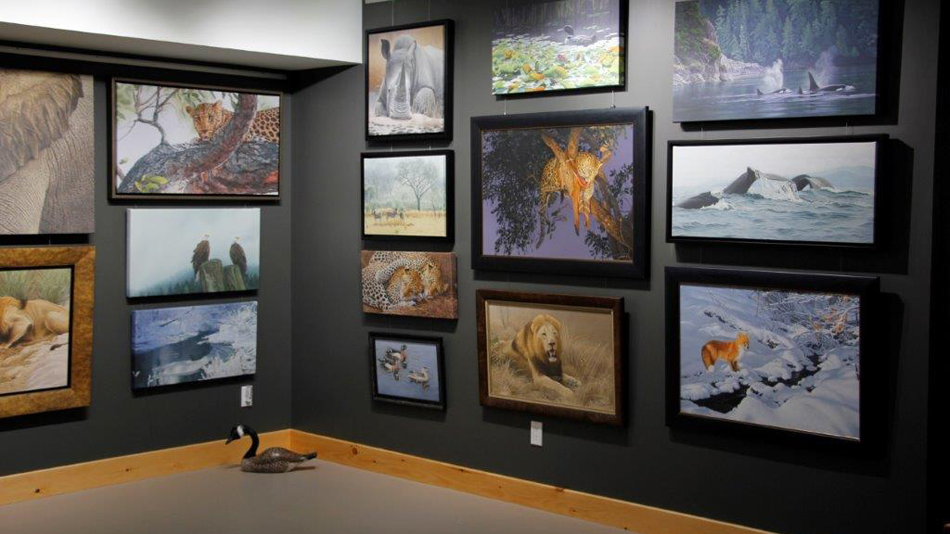Grand Opening Celebration at Heart of Nature Gallery