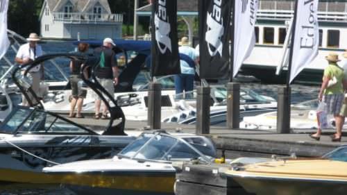 Muskoka In-Water Boat and Cottage Show