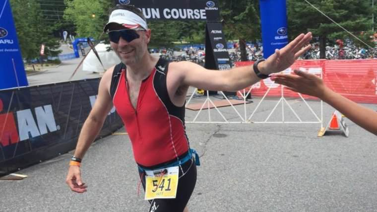 Subaru IRONMAN 70.3 Muskoka Huntsville/Lake of Bays