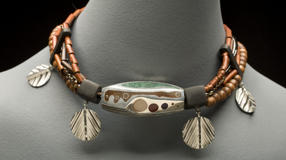 Homage: Art Necklaces Inspired by Outstanding Canadian Women By Don Stuart