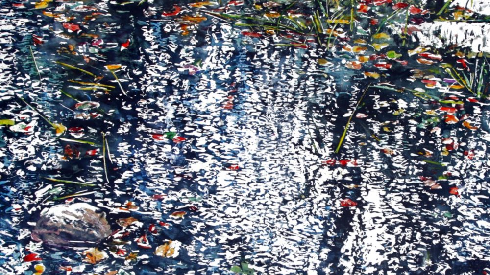 Light & Water: Paintings by Micheal Zarowsky