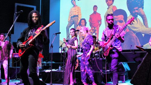 Sly & The Family Stone Tribute (Sly High Music)