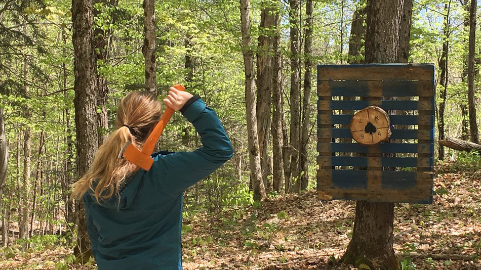 Find Your Wild-Axe Throwing