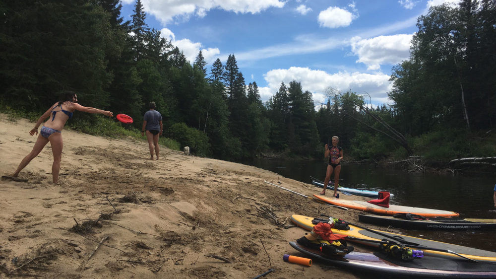 Find Your Wild on Muskoka's Most Famous River
