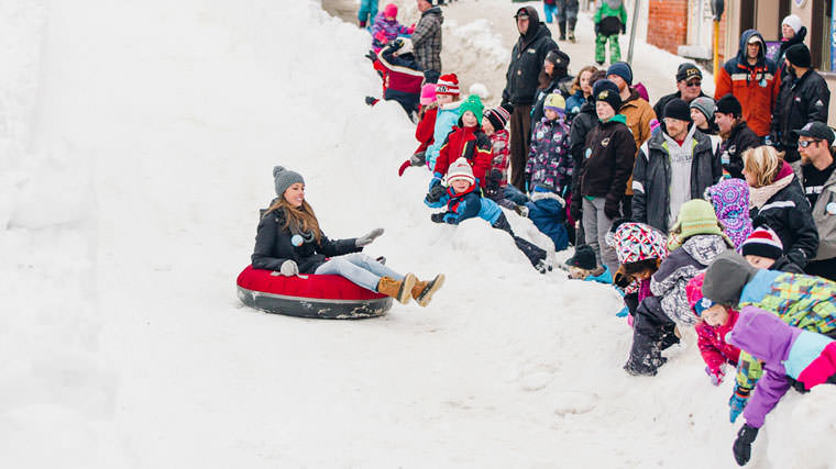 Bracebridge's Fire and Ice Festival is Back!