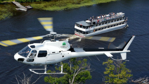 New Sightseeing Helicopter Tours in Muskoka