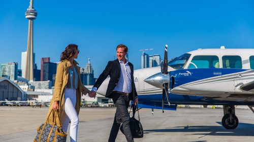FLYGTA now offering flights into Muskoka from Downtown Toronto