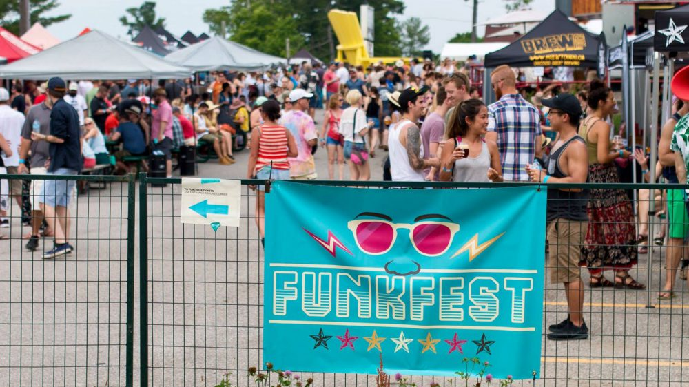 FUNKFEST Named Ontario's Culinary Event of The Year