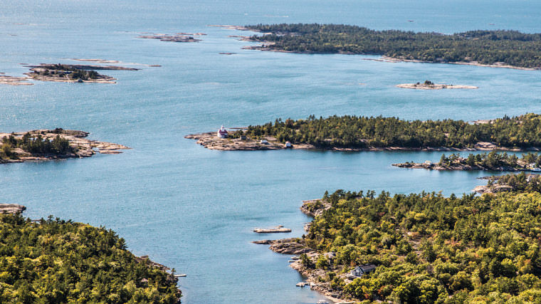 Muskoka's Rugged Coast