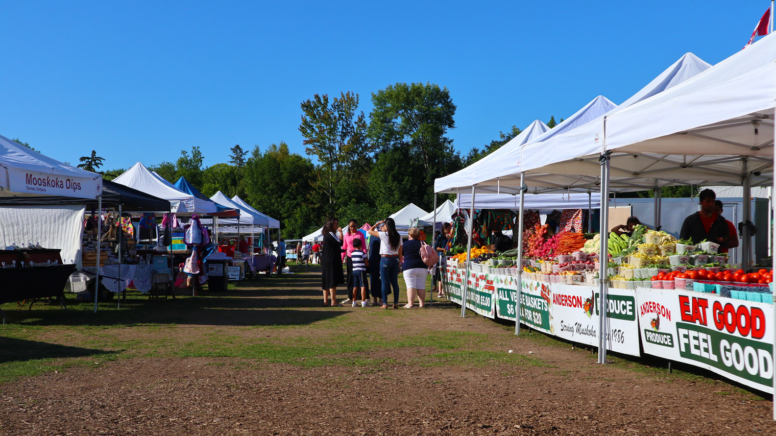 5 Must-Visit Vendors at your Local Farmers' Market