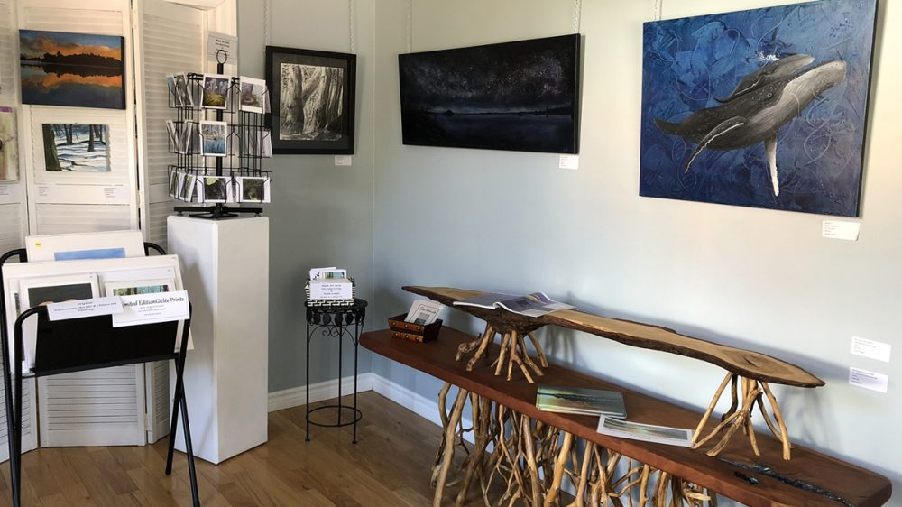 Heron's Nest Studio Gallery