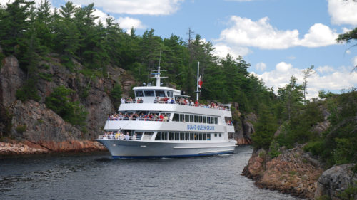 The Flagship Cruise of World-Renowned Georgian Bay