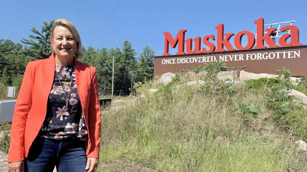 Muskoka Tourism Welcomes Janet O'Connell as Executive Director