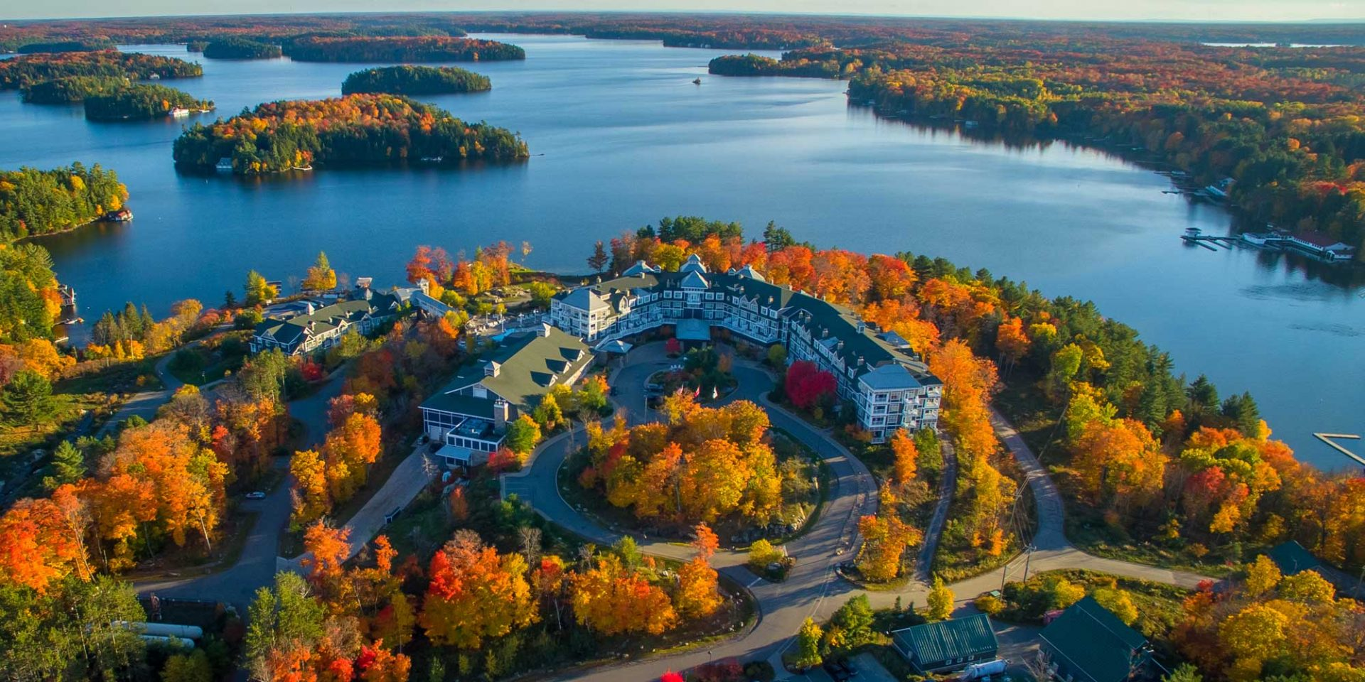 Make Your Dream Wedding a Reality on the Shores of Lake Rosseau